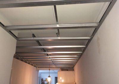 MF suspended ceiling system