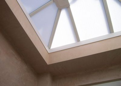 roof-internal skylight