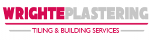 Wrighte Plastering, Tiling & Building Logo